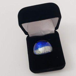 Glass ring SZ 5